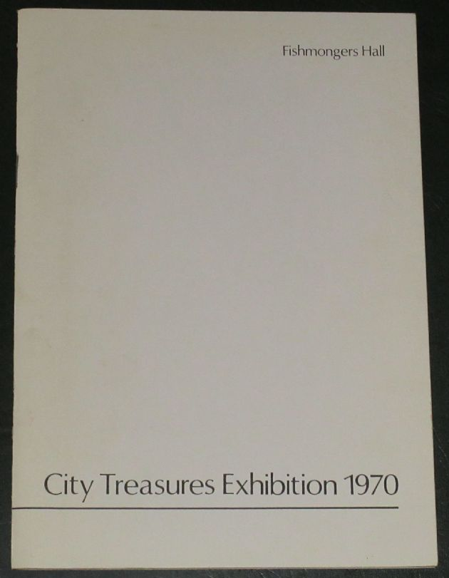 City Treasures Exhibition 1970